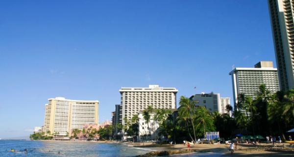 ハワイ リゾートフィー