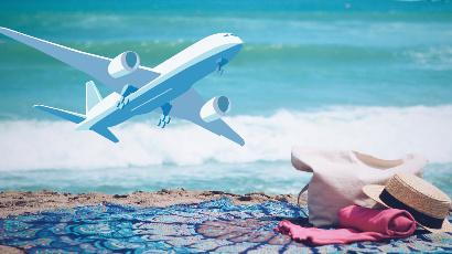 家族でハワイ旅行♩②飛行機を選ぶ